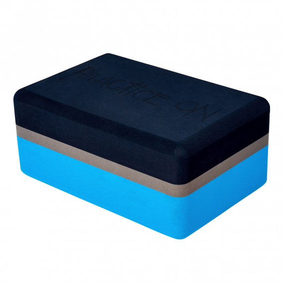 Bloček na jógu Manduka Foam Block Dresden Blue