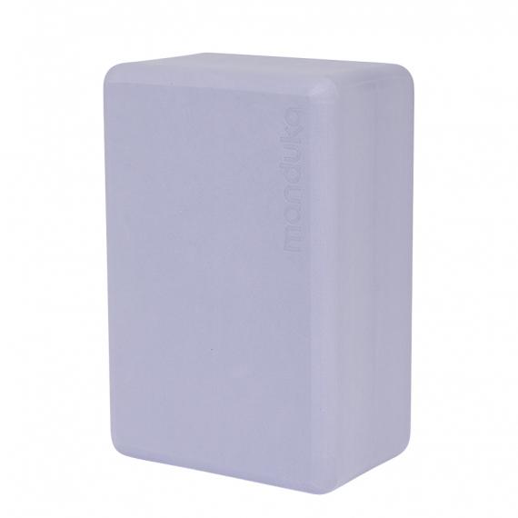 Bloček na jógu Manduka Foam Block Lavender
