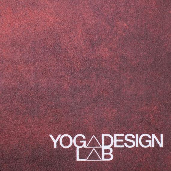 Yoga Design Lab Travel Mat Aegean Plum