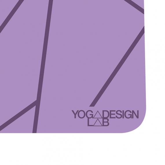 Yoga Design Lab Infinity Mat 5mm Geo Lavender