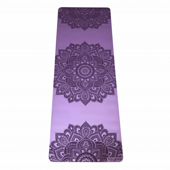 Yoga Design Lab Infinity Mat 5mm Lavender