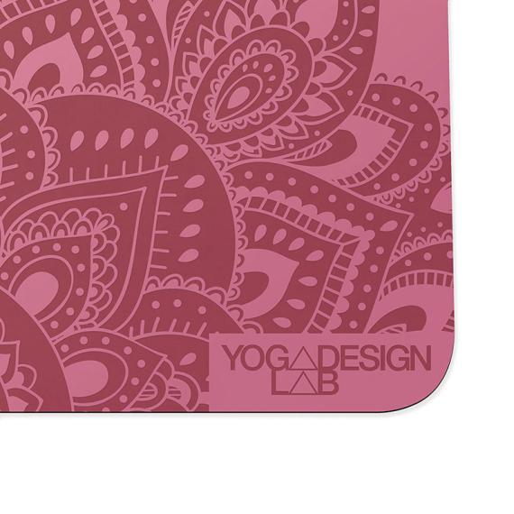 Yoga Design Lab Infinity Mat 5mm Mandala Rose