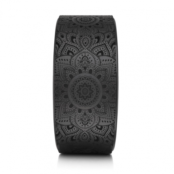 Kruh na jógu Yoga Design Lab Yoga Wheel Mandala Night