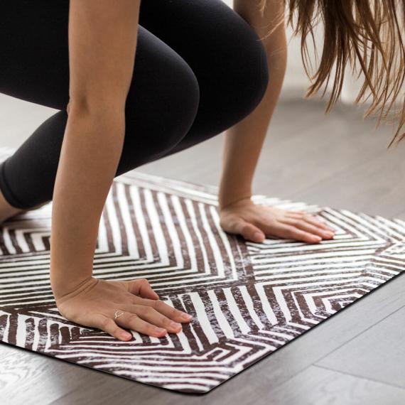 Yoga Design Lab Combo Mat Optical