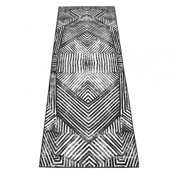 Ručník na jógu Yoga Design Lab Mat Towel Optical