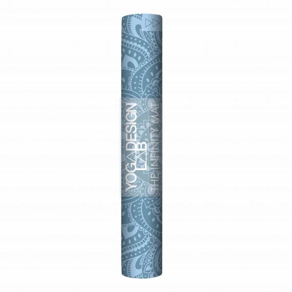Yoga Design Lab Infinity Mat 5mm Mandala Aqua