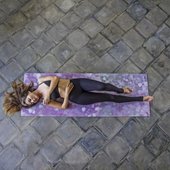 Cestovní designová jogamatka Yoga Design Lab Travel Mat Fantessa