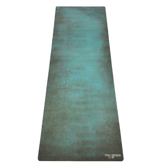 Yoga Design Lab Combo Mat Aegean Green