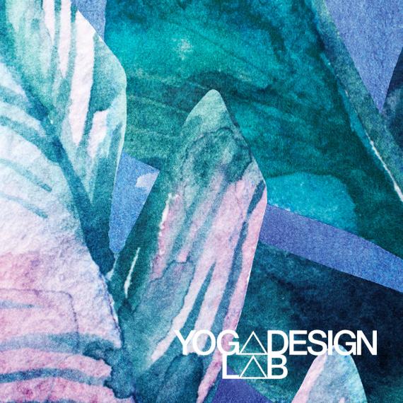 Yoga Design Lab Travel Mat Tropika
