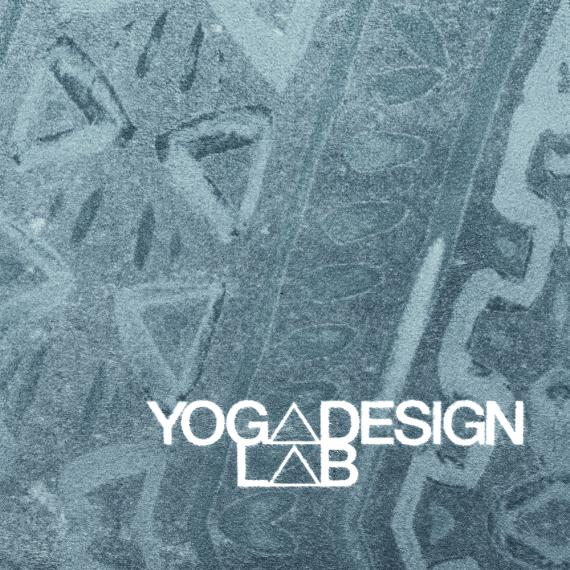 Cestovní designová jogamatka Yoga Design Lab Travel Mat Ikat