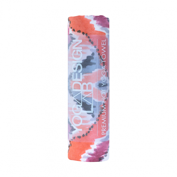 Yoga Design Lab Mat Towel Java