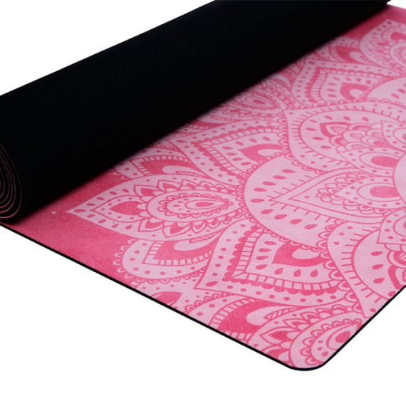 Yoga Design Lab Combo Mat Mandala Rose