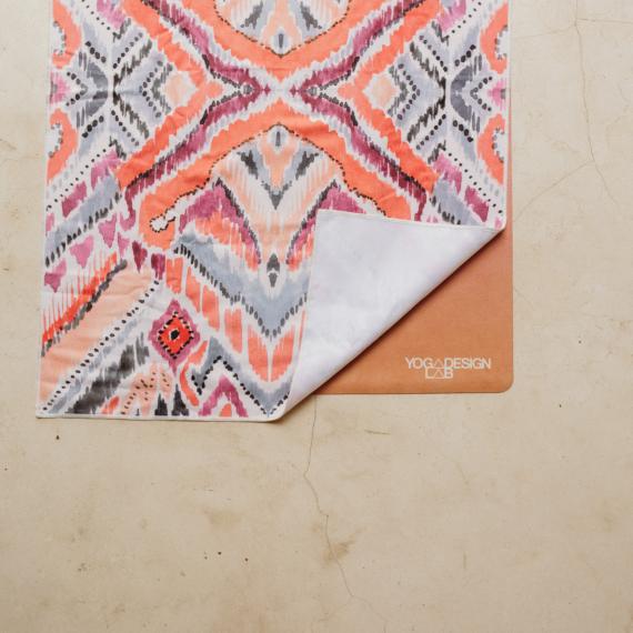Ručník na jógu Yoga Design Lab Mat Towel Java