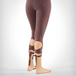 Manduka Flux Legging Raisin