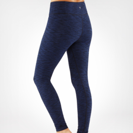 Manduka Essential Legging Blue Melange