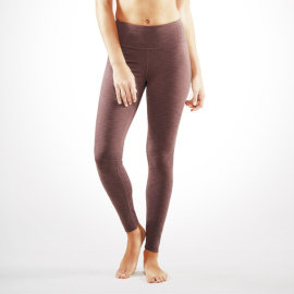Manduka Essential Legging Raisin