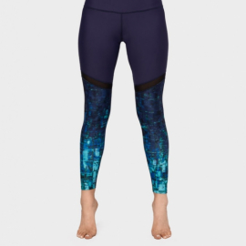 Manduka Engineered High Line Abstract Viper