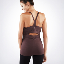 Manduka Libertine Cami Raisin