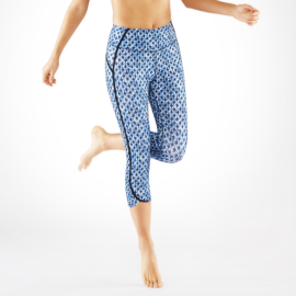 Manduka Luminous Capri Tile Print