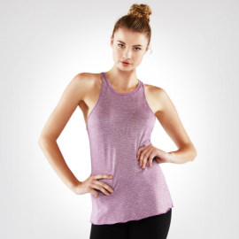 Manduka Kosha Tank Light Heather Root