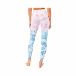 Mandala High Rise Batik Leggings Jaipur