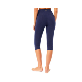 Mandala Knee Length Tights Marine