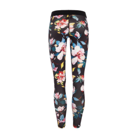 Mandala Printed Tights Flower Garden