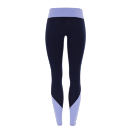 Mandala Color Block Legging Navy/Heather