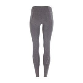 Mandala Performance Legging Grey Melange
