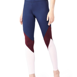 Mandala 3-Color Block Legging Original