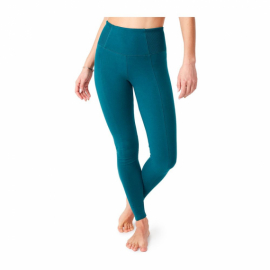 Mandala Slim Yoga Pant Tropical Green
