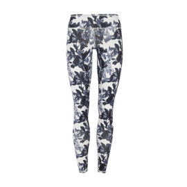 Mandala Fancy Legging Grey Flower