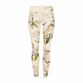Mandala Printed Tencel Legging Love Birds