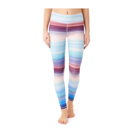 Mandala Join the Class Legging Lunatic Stripe