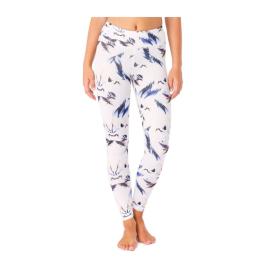 Mandala Printed Legging Pelikan Print