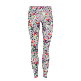 Mandala Printed Legging Rose Hip