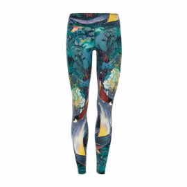 Mandala Fancy Legging Tranquil