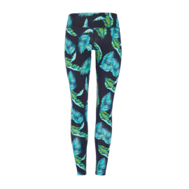 Mandala Join the Class Legging Jungle Leaf