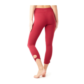 Mandala Cropped Legging Rush