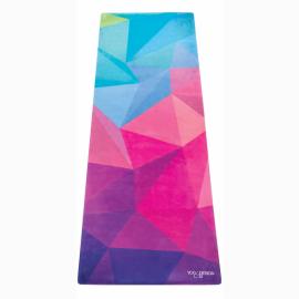 Cestovní designová jógamatka Yoga Design Lab Travel Mat Geo
