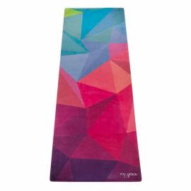 Designová jógamatka Yoga Design Lab Combo Mat Geo