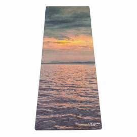 Yoga Design Lab Combo Mat Sunset