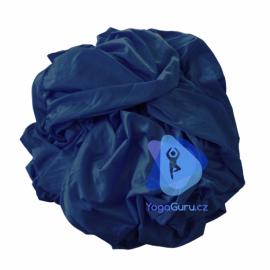 Síť na jógu tmavě modrá