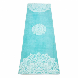 Yoga Design Lab Travel Mat 1,5 mm Mandala Turquoise