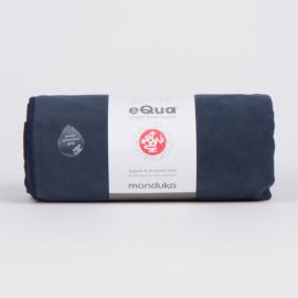 Manduka eQua® Mat Towel Midnight