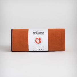 Manduka eQua® Mat Towel Caramel