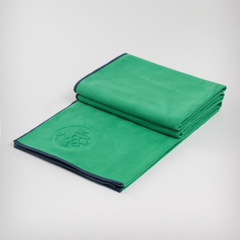 Manduka eQua® Mat Towel Tortuga