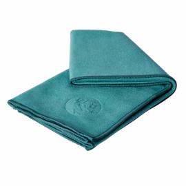 Manduka eQua® Mat Towel Tropical Surf