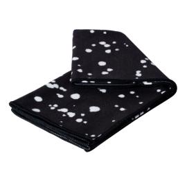 Manduka eQua® Mat Towel Mini Dot Black
