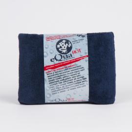 Manduka eQua® HOT Hand Towel Midnight